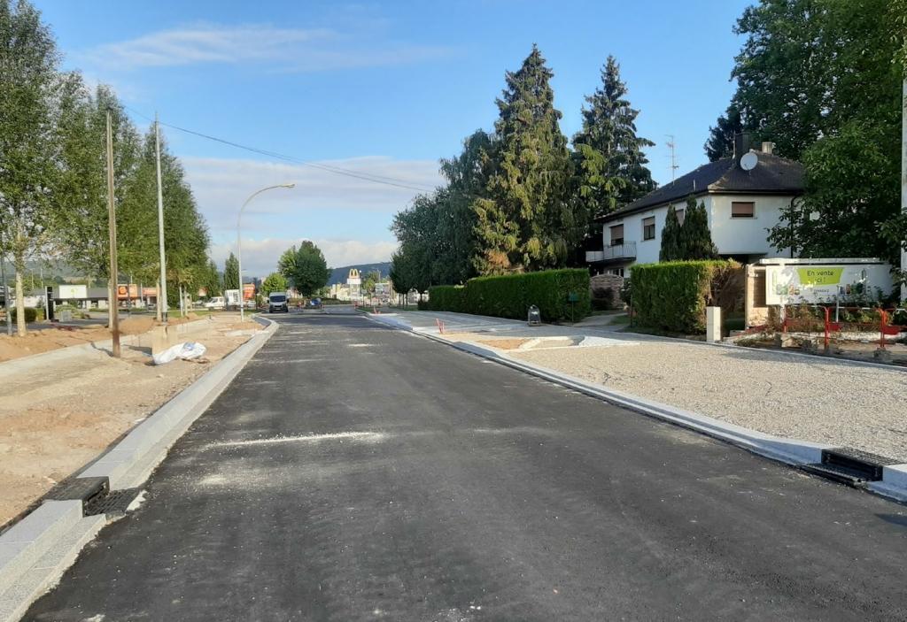Wissembourg requalification de rue