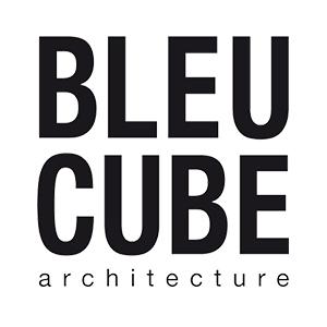 Logo Bleu Cube