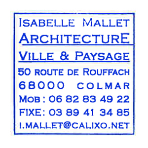 Logo Isabelle Mallet architecte