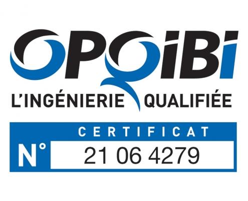 Certificat OPQIBI Ingénierie Qualifiée